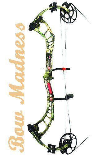 PSE Bow Madness 34 Bow MO Country. | Compound Bow