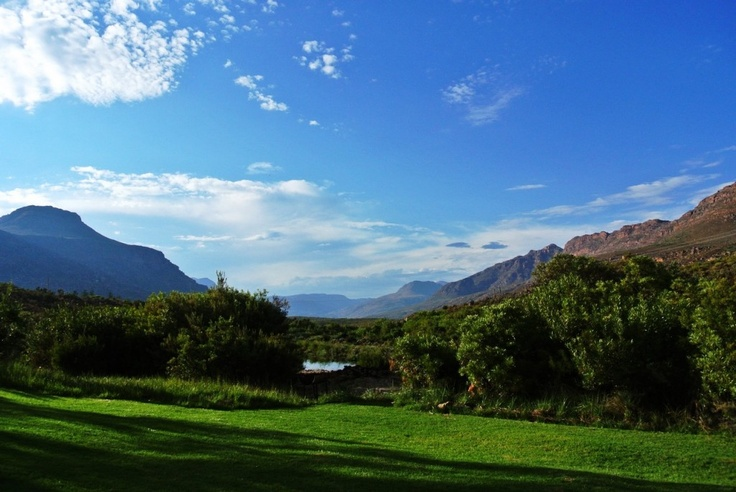 Suikerbossie Camp site,close to mother nature...so calming even just to look at