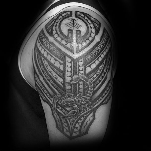 Top 71 Filipino Tribal Tattoo Ideas 2020 Inspiration Guide Tribal Armband Tattoo Tribal Tattoos Tribal Tattoo Designs
