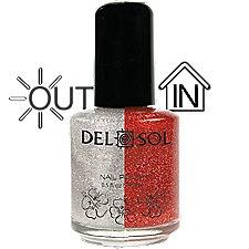Thumbnail Image of Del Sol Color Changing Nail Polish Ruby Slipper