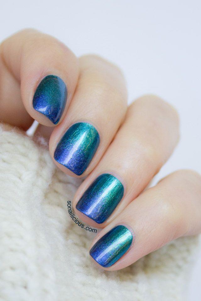 44 best Ombre Nails | Gradient Nails images on Pinterest | Gradient ...