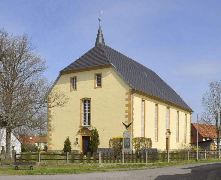 St. Nikolai Kirche in Gotha-Sundhausen