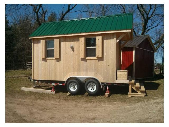 71 best Tiny Houses on Wheels images on Pinterest Tiny living