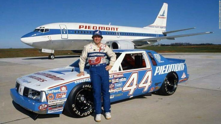NASCAR and racing by Alan Braswell Terry labonte