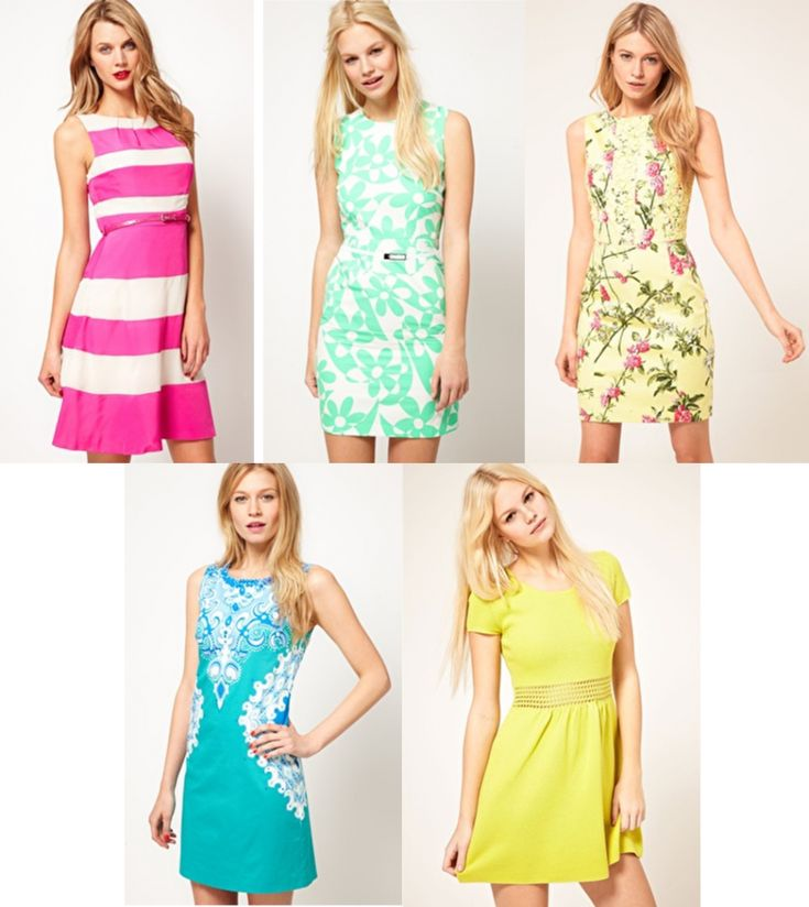 5 Preppy dresses perf for a Spring Date Night! #nyc #fashion
