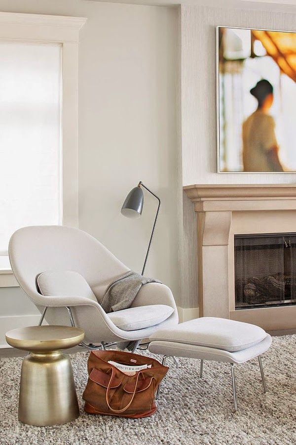 Mimosa Lane: Design || The Womb Chair