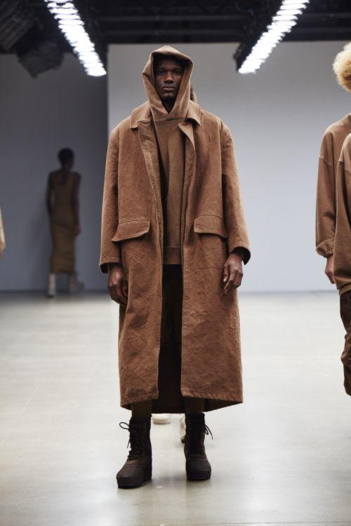 f5f9032c69ebb2947d47a472c0095b49  hobo fashion mens fashion Kanye West Fashion Show