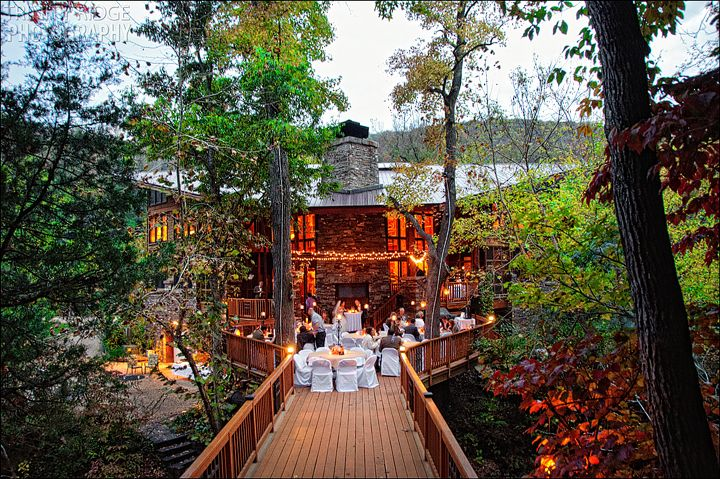 Ponca Arkansas - Buffalo River Wedding Photography - Cedar Crest Lodge - Trinity Ridge Photography - www.trinityridge.com - Rustic - In the woods