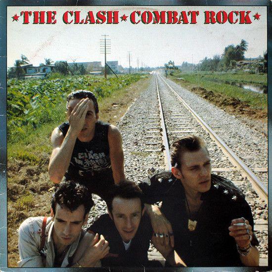 The Clash - Combat Rock (Vinyl, LP, Album) at Discogs