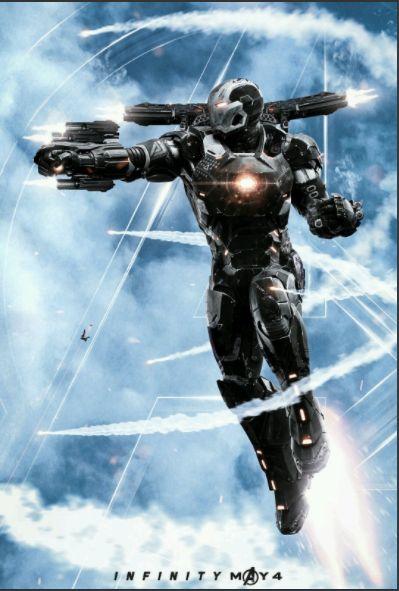 War Machine..........