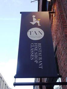 'Tan' in Antwerpen: Biologisch restaurant met traiteurszaak
