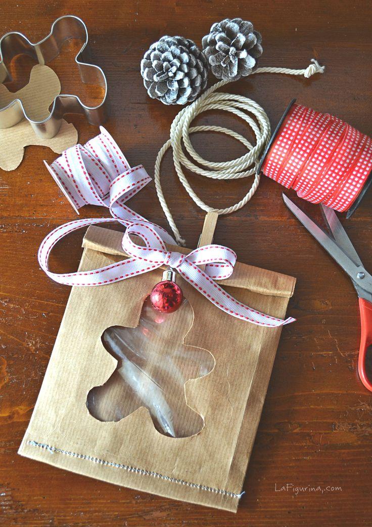 Le buste di carta fai da te, un'idea simpatica e originale per confezionare e regalare i biscotti fatti in casa, scoprite com'è semplice realizzarle!