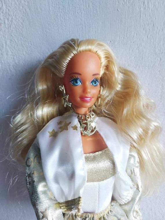 1976 Mattel Barbie Doll Full Long Hair Blonde Great Condition