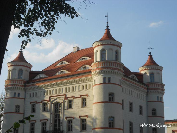 Polska: malowniczy Dolny Śląsk: Pałac Wojanów  http://wyceny-nieruchomosci-markiewicz.pl/