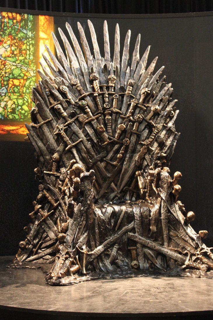 меня железный трон фото установлен новый