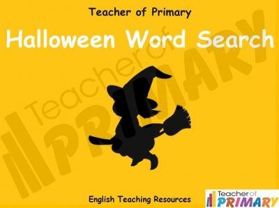 halloween story english lesson