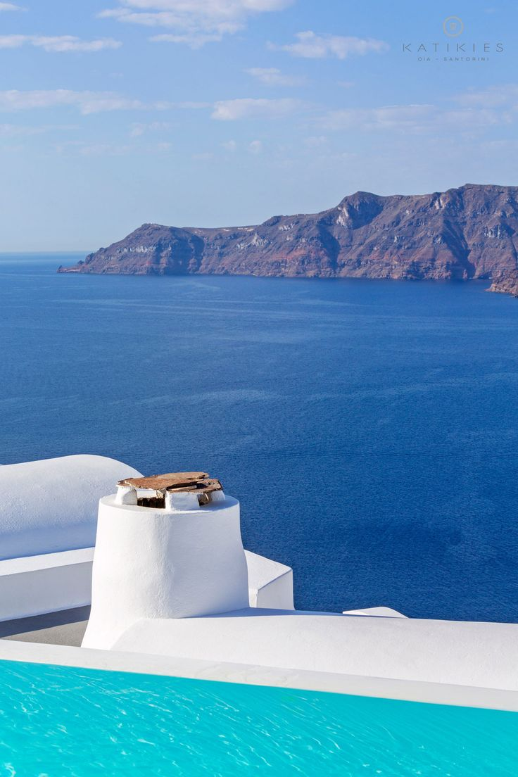 Katikies Hotel | Aegean Cycladic free forms