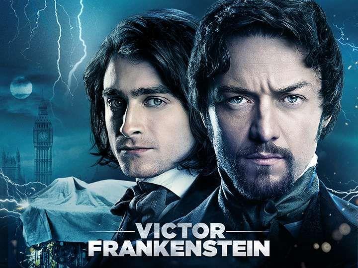 Victor Frankenstein Now At Redbox Victor Frankenstein Frankenstein James Mcavoy
