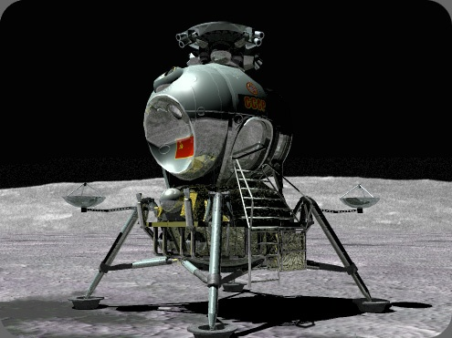 von braun lunar lander - photo #32
