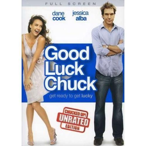 GOOD LUCK CHUCK (UNRATED FULL SCRE MOVIE