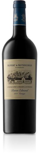 The 2011 Rupert & Rothschild Baron Edmond scores 84 points: http://winewizard.co.za/wine/red-blend-bordeaux/red/rupert-and-rothschild-baron-edmond/