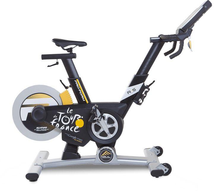 エアロバイク(ツール・ド・フランス仕様)という謎商品 TDF公認唯一のトレーニングバイク | ロードバイクLOVE