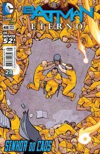 LIGA HQ - COMIC SHOP BATMAN ETERNO #48 PARA OS NOSSOS HERÓIS NÃO HÁ DISTÂNCIA!!!