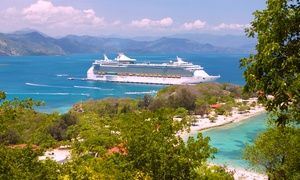 Groupon - 6-Night Western Caribbean Cruise from iCruise. Price per Person Based on Double Occupancy (Buy 1 Voucher/Person). in George Town, Grand Cayman, and Costa Maya and Cozumel, Mexico. Groupon deal price: $449
