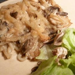 Chicken Tetrazzini IV Allrecipes.com photo by Lucky Noodles | Food I ...