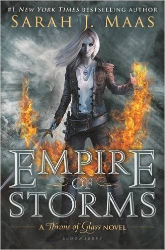 Empire of Storms (Throne of Glass) (9781619636071): Sarah J. Maas: Books