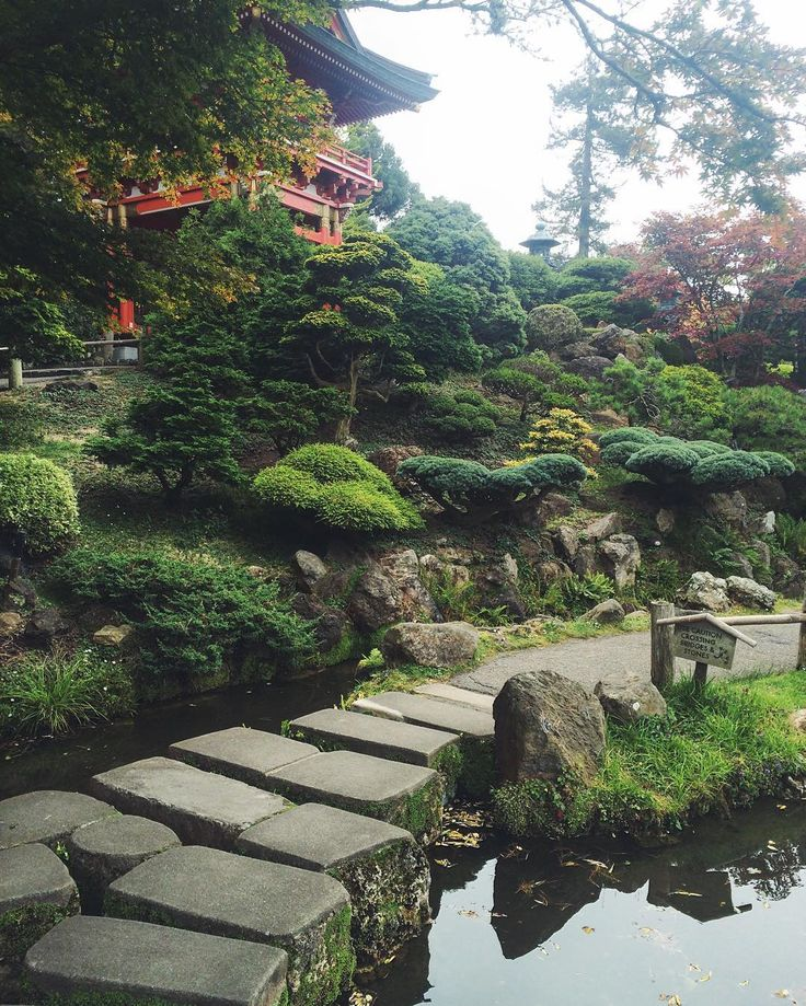 Japanese Garden: 622 Best Images About Japanese Gardens On Pinterest