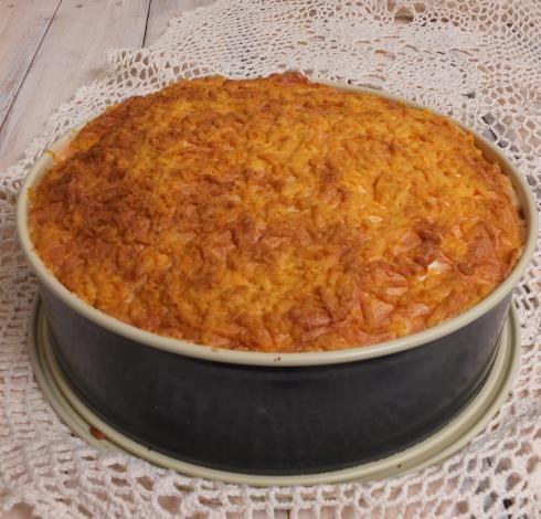 Jabłecznik a'la tort