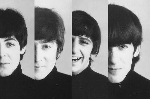 paul, john, ringo, george