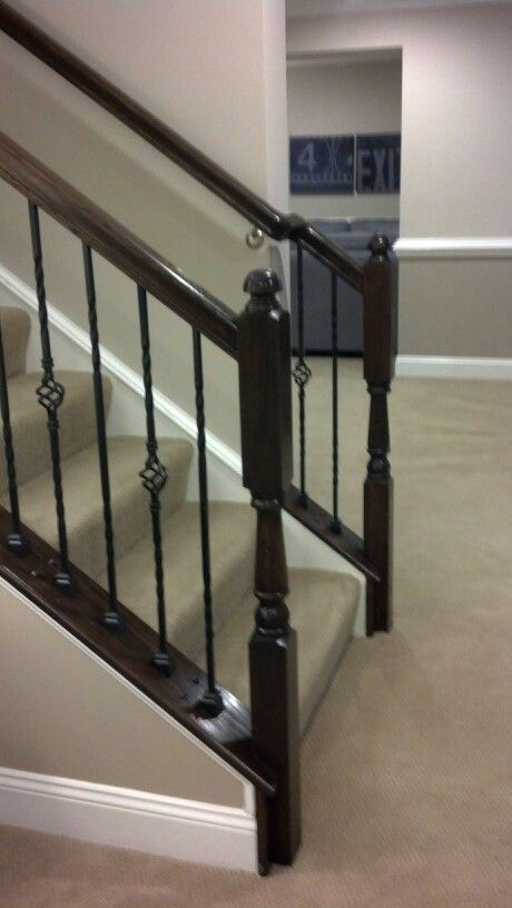 Http://www.replacementmanufacturedhomeparts.com/railingchoices.php Has Some  Info · Metal BalustersWood RailingStair ...