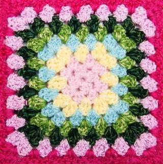 Crocheting Granny Squares For Beginners : How to Crochet Granny Squares for Beginners Crochet, How to crochet ...