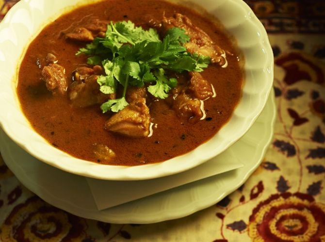 ナイル 善己シェフ/ナイルレストランの南インド風チキンカレーレシピ