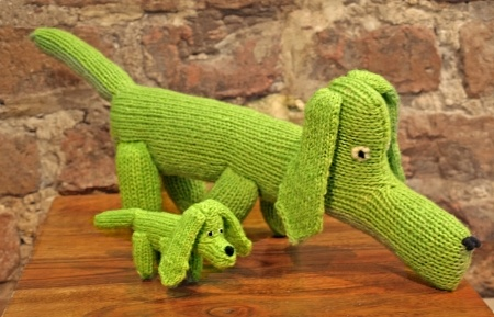 Hand-knitted toys | patte.lv: Handknit Toys, Hands Knits Toys, Baltic Design