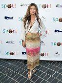 SANTA MONICA, CA - OCTOBER 26:  Actress Nia Peeples attends the 3rd Annual Saving...