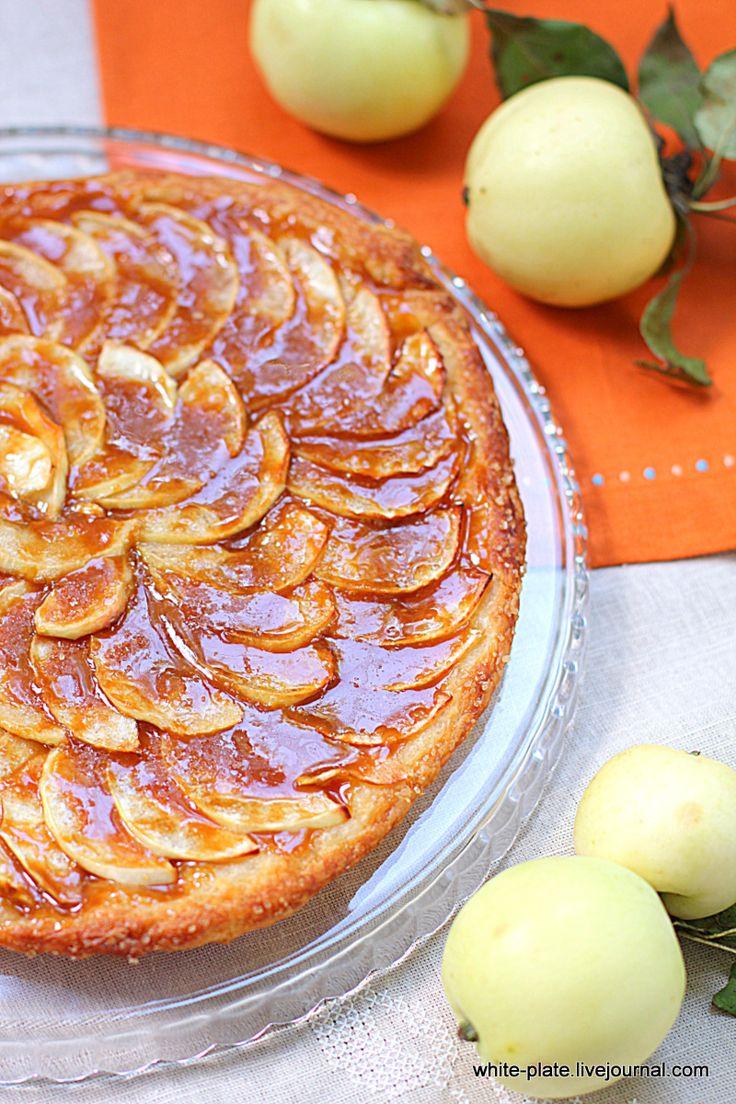Пироги из яблок рецепты картинки