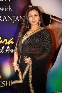 Rani Mukherjee at Yash Chopra's Memorial Awards.