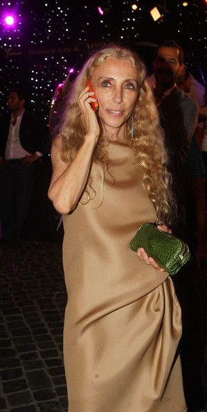 Franca Sozzani Photos - Lancia Sponsors Rome Vogue Fashion Night Out - Zimbio