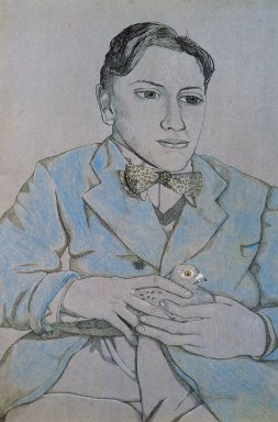 Lucian Freud  Boy with a Pigeon  1944