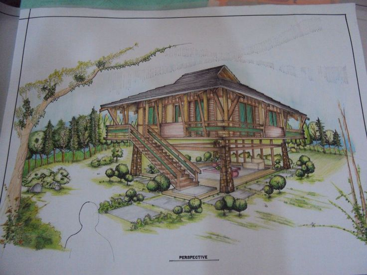 61 best What is Filipino Architecture? images on Pinterest | Bahay Bamboo House Design Compeion on