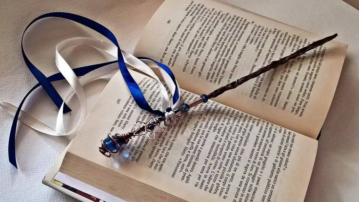 Night Fairy wand #fairy #wand #wirewrappedstones