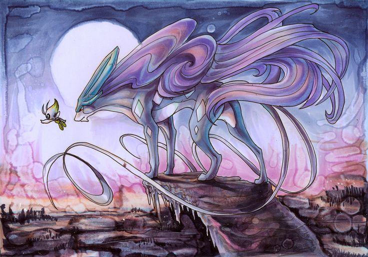 Some really nice Pokemon fan art