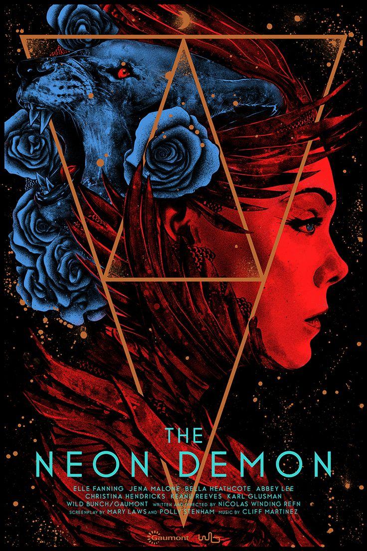 The Neon Demon / SunTurnsIntoWater