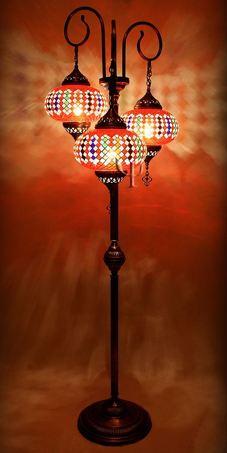 75 best mosaic lamp images on pinterest turkish lamps lamp design mosaic floor lamp aloadofball Image collections
