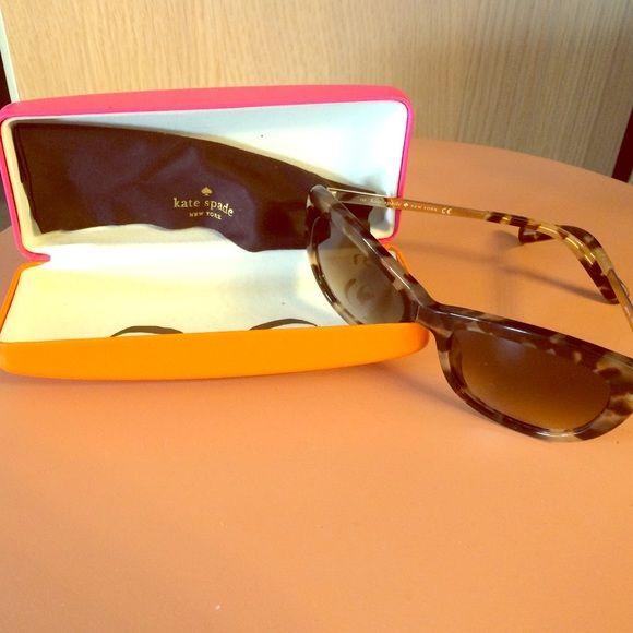 Kate Spade Tortoise Shell Eyeglass Frames : FLASH SALE??Kate spade cat eye tortoise glasses Cats ...