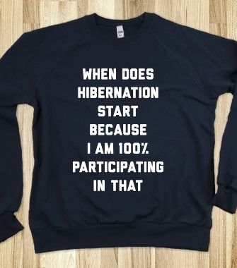 Hibernation - Lazy Days - Skreened T-shirts, Organic Shirts, Hoodies, Kids Tees, Baby One-Pieces and Tote Bags
