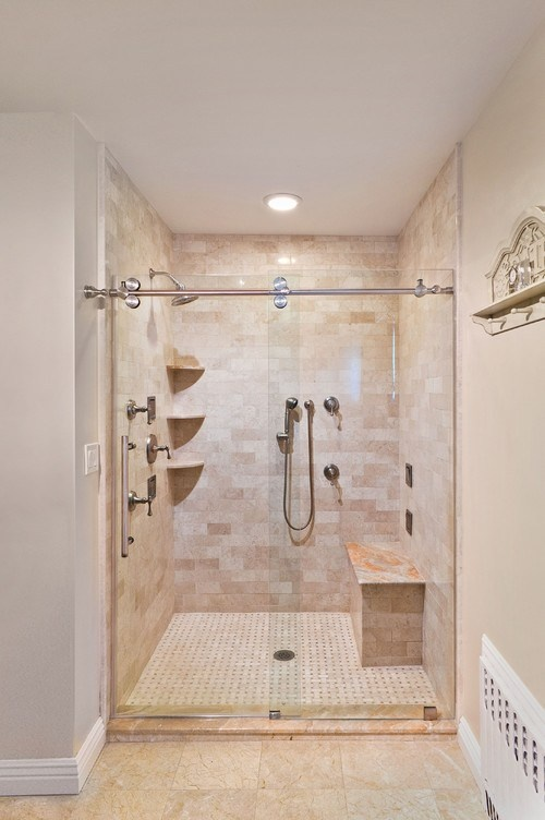 Different Types Of Showers For Your Bathroom.Which Shower Door Is For You On Time Baths This Blog Post